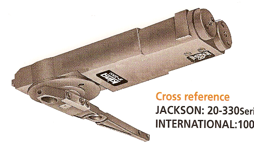 jackson overhead concealed closer instructions